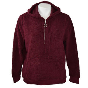 Planet Gold Tops - Planet Gold Womens Plus Hoodie 3X New